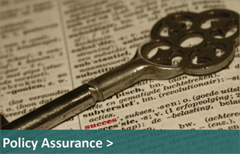 Policy Assurance