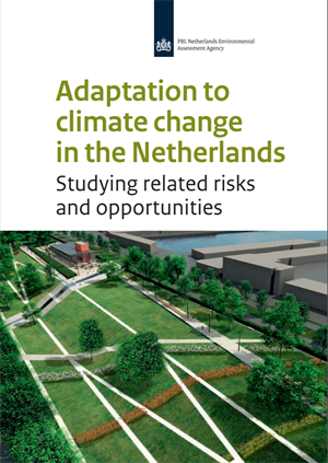 Adaptation to climate change in the Netherlands